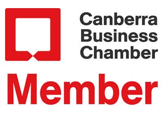 Member Canberra Business Chamber Logo